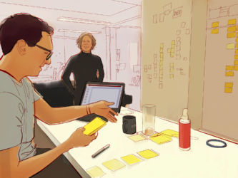 Arrk office illustration 1