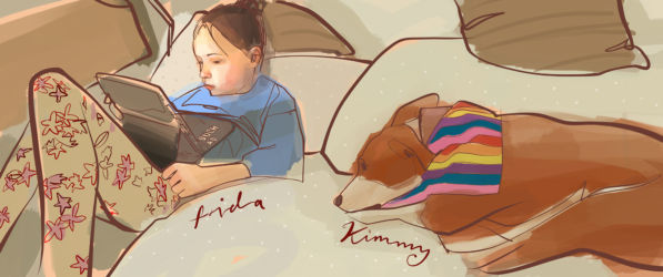 Frida and Kimmy